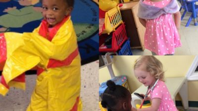 Fun, Education, Creativity: The Advantages of Preschool Playtime