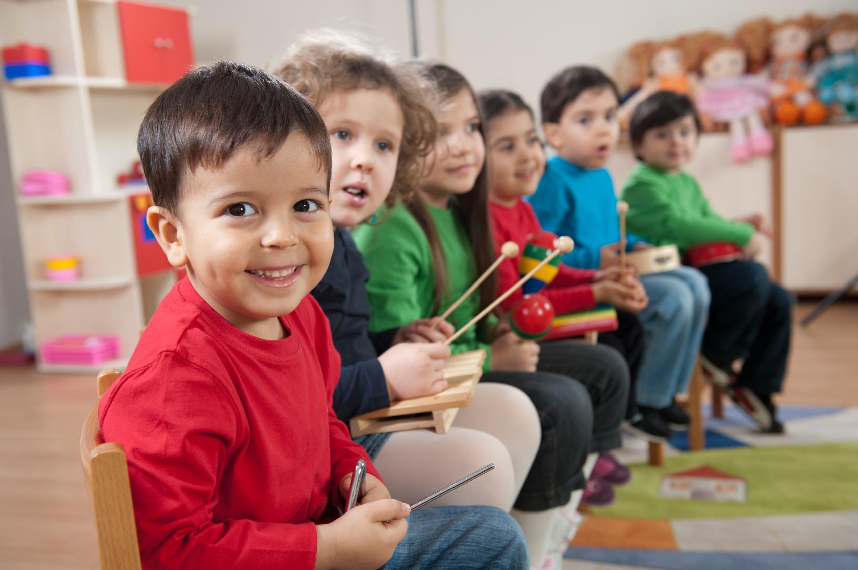 Childhood Music Education