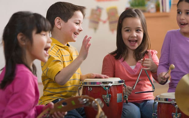 Benefits of Early Childhood Music Education