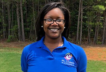 Ms. Shequila - Teacher at Mt. Elizabeth Academy