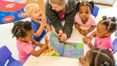 Asking the Right Type of Questions, Stimulates Brain Growth for Daycare and Preschool Students