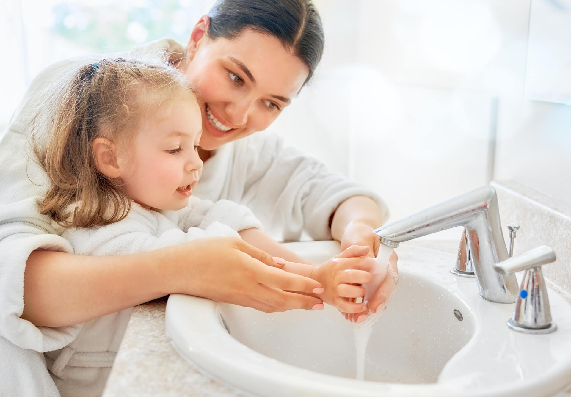 Handwashing: How to Teach Children Good Hand Hygiene - Mt. Elizabeth Academy
