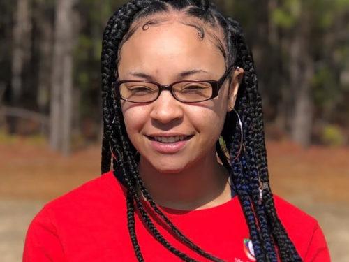 Aundreah-Teacher Assistant at Mt. Elizabeth Academy